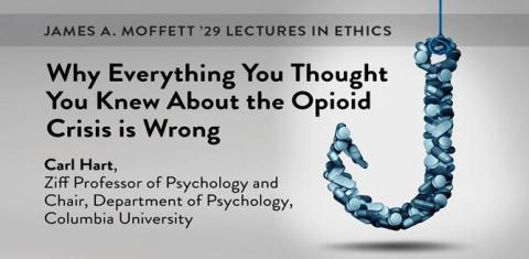 Moffett Lectures in Ethics poster