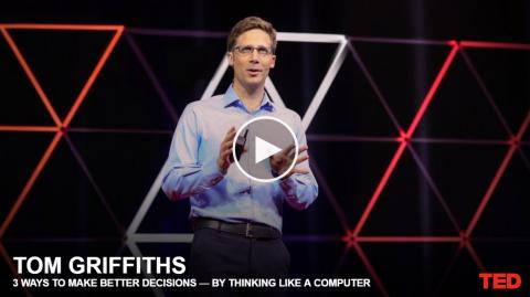 Tom Griffiths Ted Talk